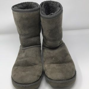UGGS Classic Short Boots Size 7W